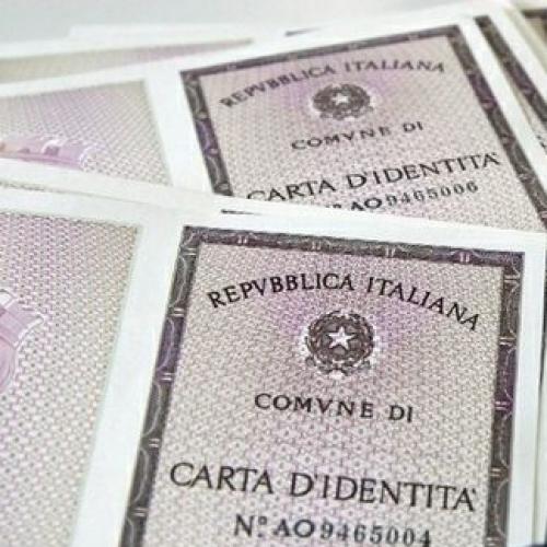 Carta d identit comune di villa minozzo for Carta di soggiorno 2017 documenti