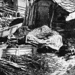 Aia di Cervarolo dopo la strage