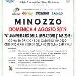CADUTI MINOZZO e JEAN DABRINVILLE 2019