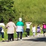 Gruppo di cammino a Villa Minozzo