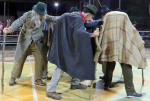 Il ballo dei gobbi (foto di Clorinda Rondini)