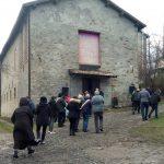 Il locale che ospita la mostra permanente dei presepi di Antonio Pigozzi