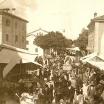 Immagine d'epoca Fiera di San Giacomo - Villa Minozzo (Archivio Tuttomontagna)