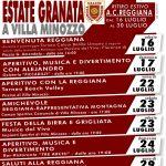 Le iniziative collegate al ritiro della Reggiana a Villa Minozzo