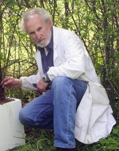 Ottavio Tarabelloni, esperto compostatore e orticoltore