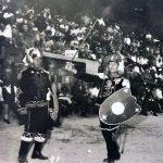 Spettacolo del Maggio negli anni sessanta
