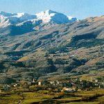 Villa Minozzo e monte Cusna