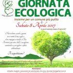 giornata ecologica 2017