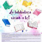 locandina biblioteca