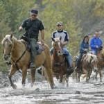A Cavallo lungo i nostri torrenti