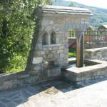 Fontana e giardini pubblici