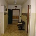 Gli interni della Sede