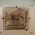La sala dell' Affresco