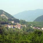 Panorama Civago