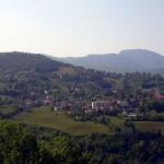 Panorama di Gazzano