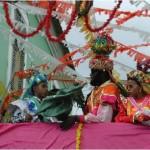 Re Moro riceve Ambasciatore Cristiano